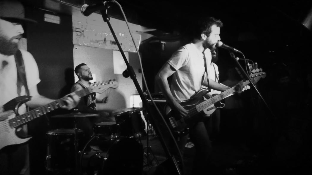 concierto de Layabouts en Sala Club Maravillas